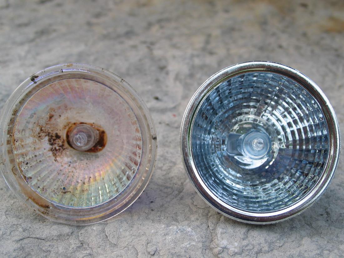 $2 lamp vs $10 lamp
