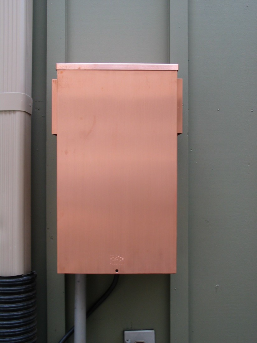Custom Copper Covered Transformer