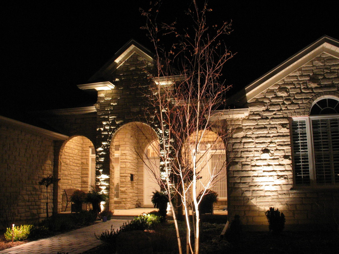 Landscape Lighting Guelph
